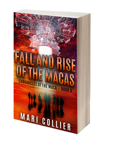 Fall and Rise of the Macas Cover