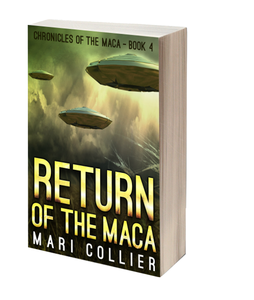 Return of the Maca cover