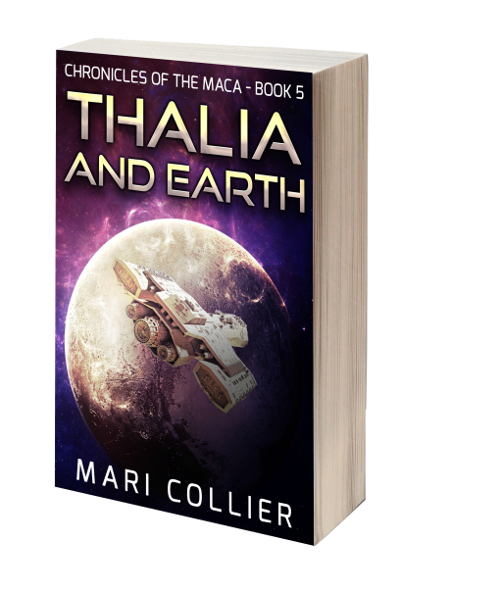 Thalia and Earth Cover