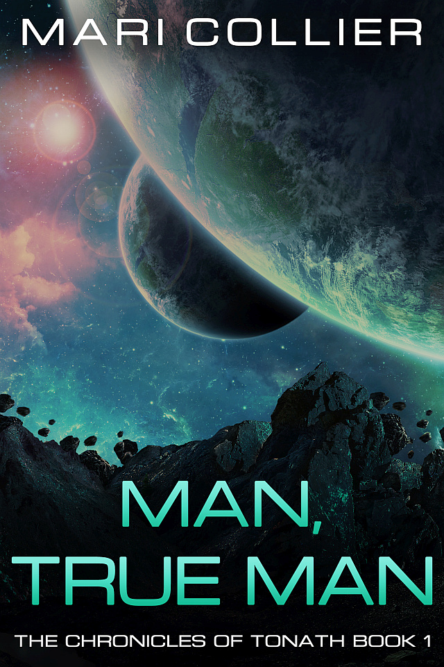 Man, True Man cover